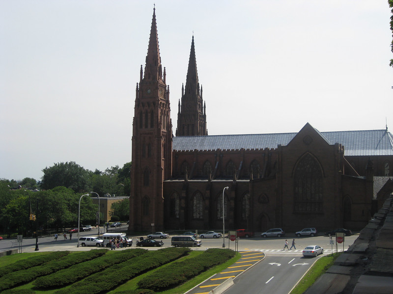 The Cathedral of the Immaculate Conception.  (Where Grandma & Grandpa Sano were married)