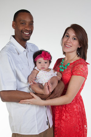 Ariel and Tyrone Family