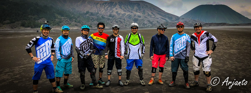 Bromo March 2018