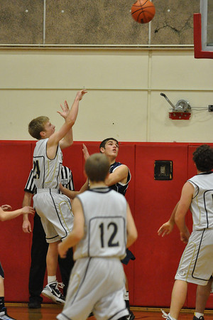 Springfield vs. West Albany Freshman Boys Basketball