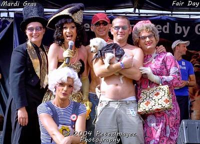 AUS NSW Sydney - Mardi Gras 2004 - 26th year