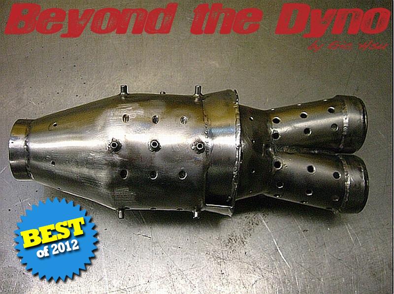 anti lag rocket beyond the dyno