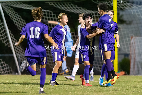 Broughton soccer vs Millbrook. October 7, 2019. D4S_6410