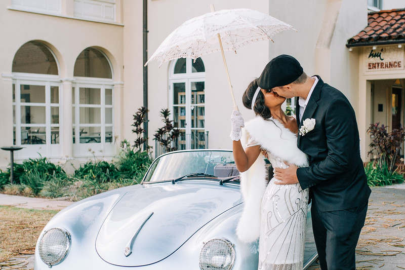 20s Styled Wedding Shoot, Ashlyne and Payn (Wedding)