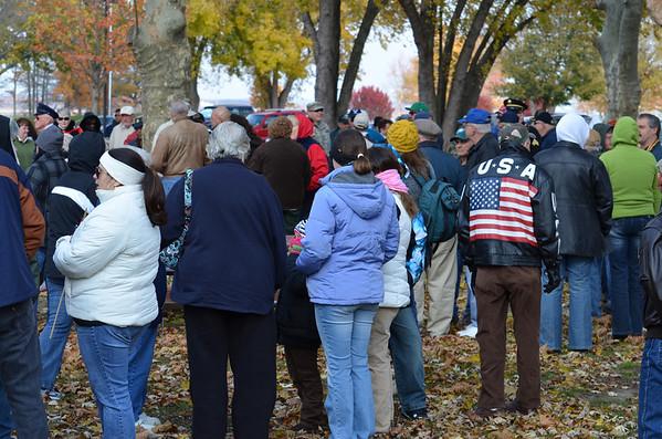 2011 Salem County Veteran's Day Activities