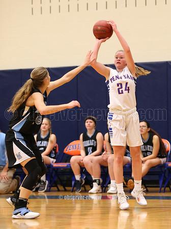 Penn Yan Basketball 1-11-19