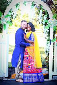 Engagement Ceremony of Shipla and Marc