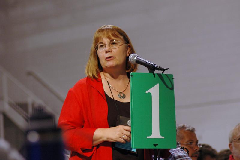 The Rev. Rebecca Larson