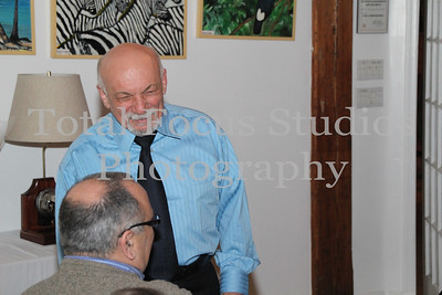Mike Malave's Retirement Party 3-9-12