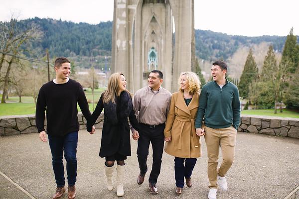 Romero Family | Cathedral Park