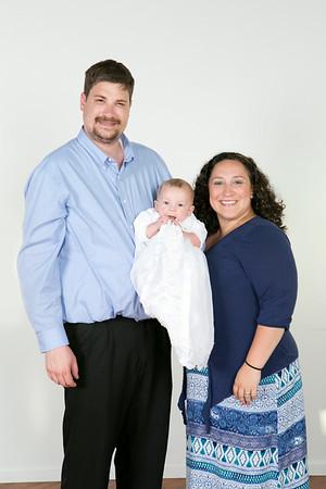 Walker Baptism