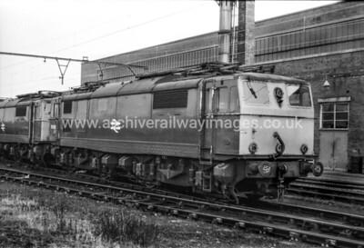 Class 76 Electric Locomotives