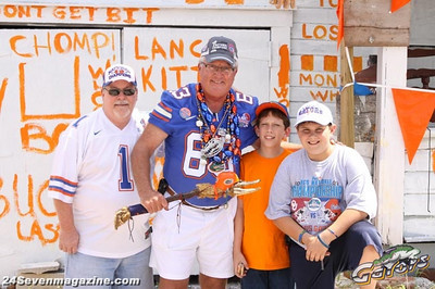 Gators vs Tennessee at Gators on the Pass... September 19, 2009 Savable