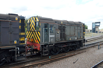 GBRF 15 Railtour '4 Days'  08 Sept - 11 Sept 2016.