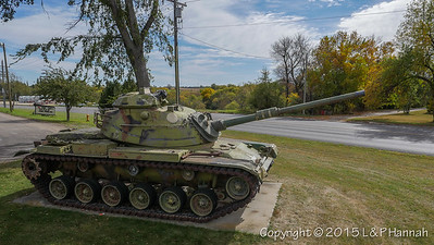 South Dakota VFW, American Legion, Veterans Parks, Monument Vehicles