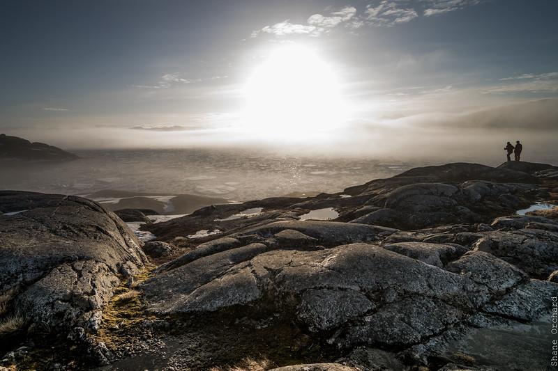 Greenland SE fjords