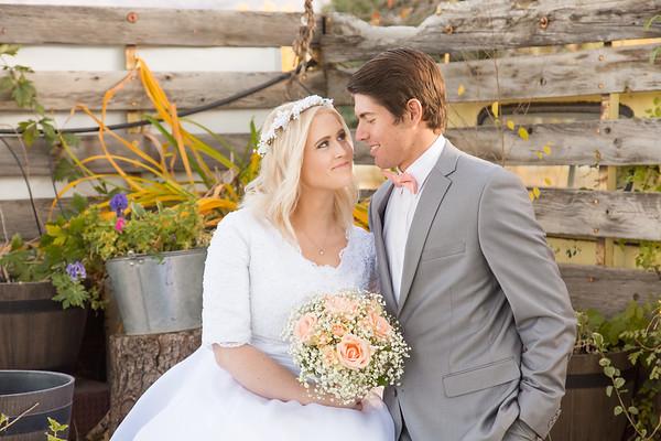 Karlee & Trevor's Bridals