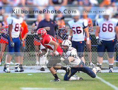 Bears vs Pioneers 9-7-12