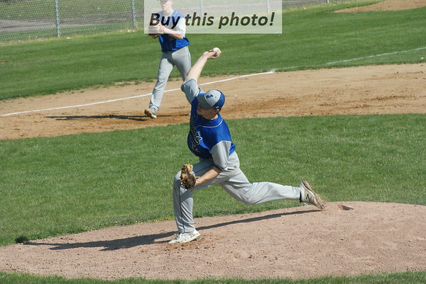 BBE baseball vs. Maple Lake 05-10