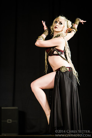 Underbelly: Tribal Fusion Bellydance Showcase 2014
