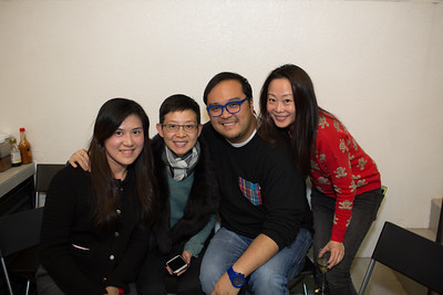 Hse 3 Christmas Party 2014