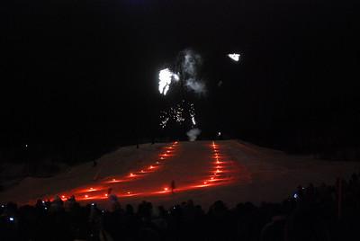 December 31st Fireworks
