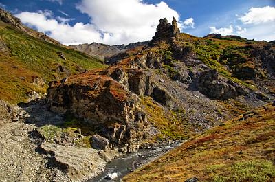Savage Canyon Trail
