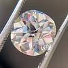 3.56ct Antique Cushion Cut Diamond 38