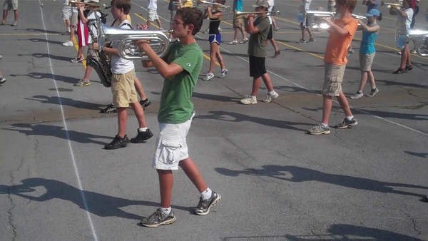 Band Camp 2011 Day 4 Video