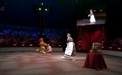 "Sailor Circus 2018 ""Big Top Holidays"" Impressions, Performance 12/30/18"
