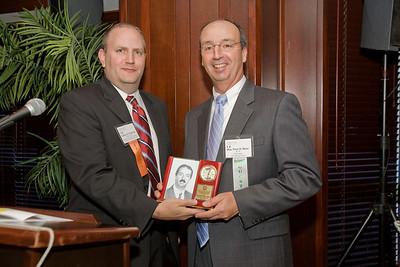 Alumni Achievement Award - Palm Beach Judicial Reception-2010
