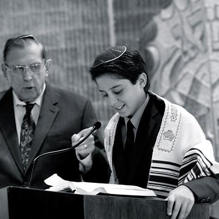 Brenden Volk   Bat Mitzvah