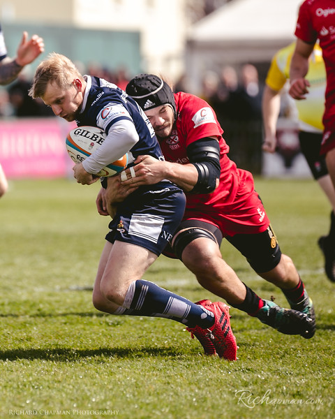 Reds 23 Coventry 36