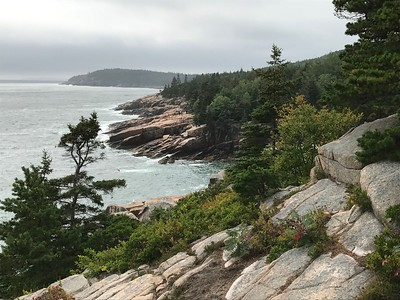 Acadia National Park and Bar Harbor