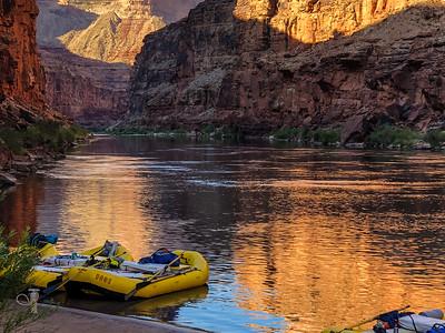 Grand Canyon OARS trip
