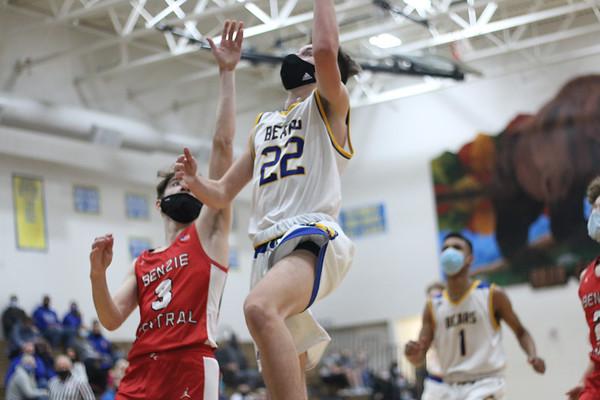 Basketball: Benzie @ Buckley, Feb. 19, 2021