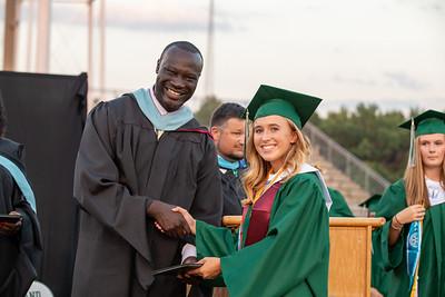 Woodland HS Graduation 2019