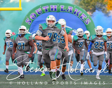 Football Varsity - South Lakes vs Centerville 9.20.2019 (by Steven Holland)