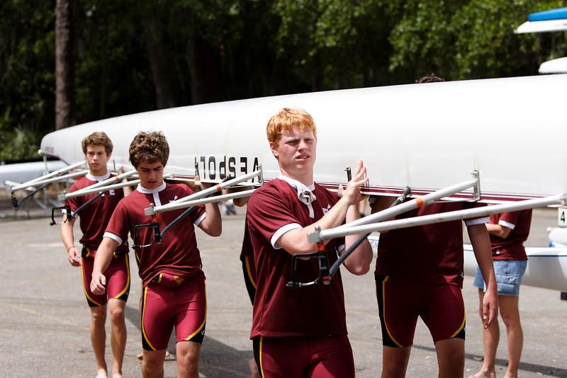 EHS Rowing 2008 - Jax Cities