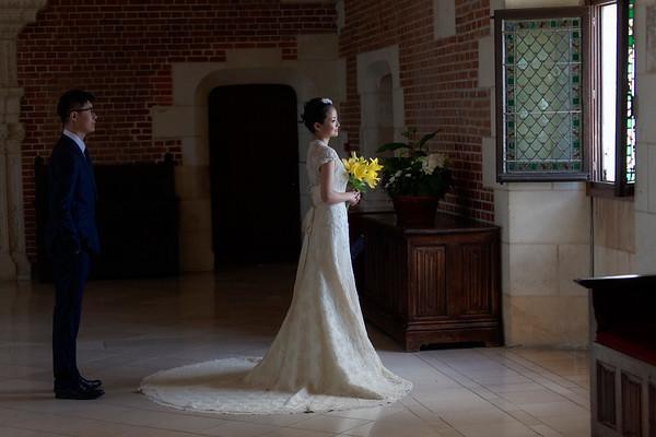 Mariage chinois - à Amboise