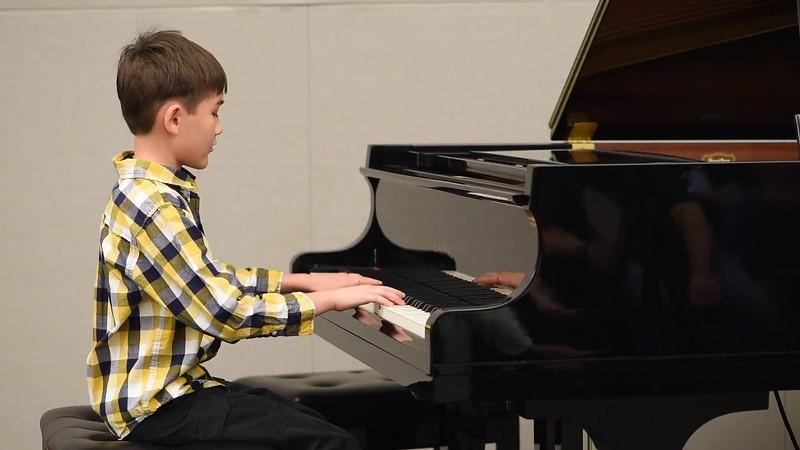 2017 Piano Recital - Max Foltynewicz