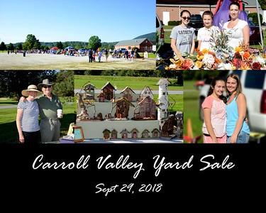Yard Sale Sept 2018