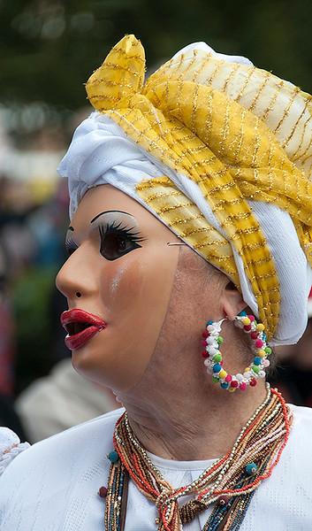 Wax Lady Carnival