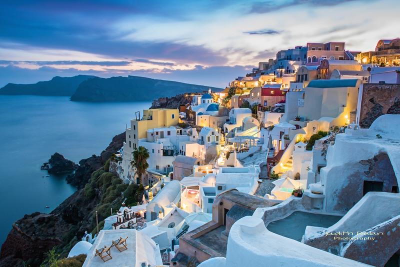 Santori ni, Greece