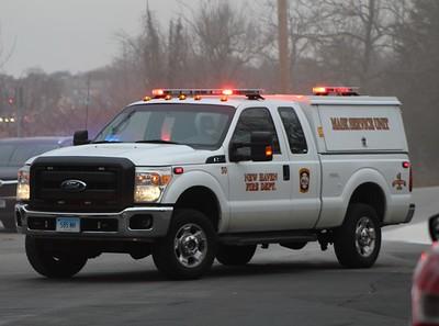 New Haven Regional Fire School