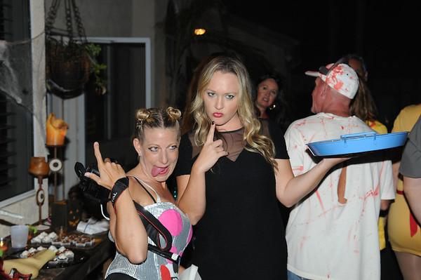 Chapman Halloween Party 2013