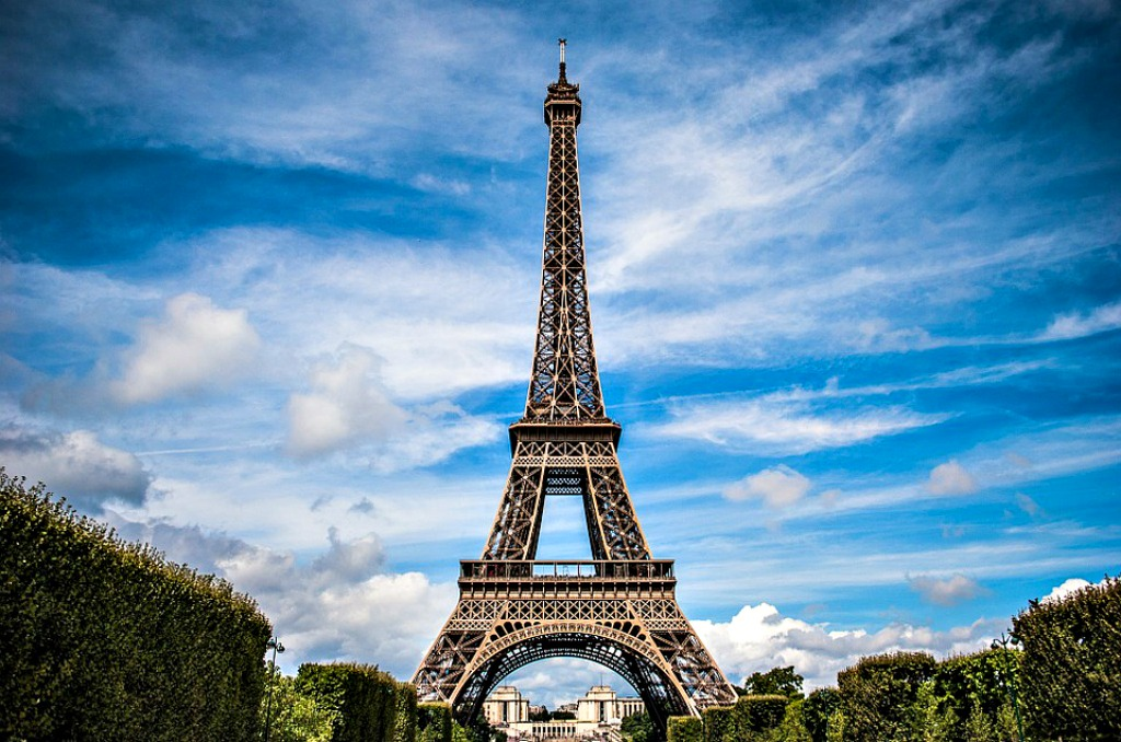 Eiffel Tower - Day Trips From Paris