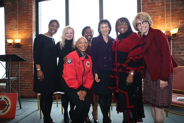 Women's Leadership Breakfast - Social Justice.