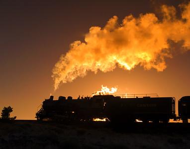 Grand Canyon Scenic Railway