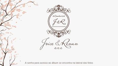 Joice & Renan 18-12-16